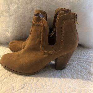 NEVER WORN Western Style Booties